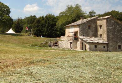 Olisticmap - AGRITURISMO MALGA RIONDERA