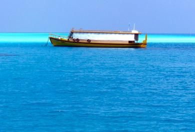 Olisticmap - CROCIERA MAGICA - Seminario Guarire con i colori delle Maldive
