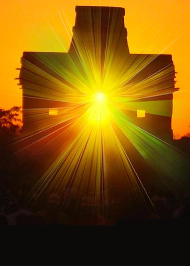 Olisticmap - VIAGGIO IN TERRA MAYA per importare il senso della vera UNITÀ