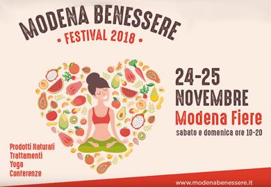 Olisticmap - MODENA BENESSERE Festival