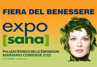 Olisticmap - EXPO SANA - VI edizione