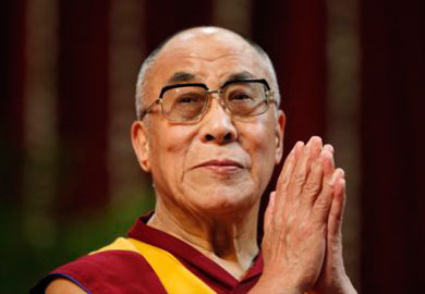 Olisticmap - Dalai Lama: Fisica Quantistica e