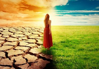 Olisticmap - Cambiamento climatico: