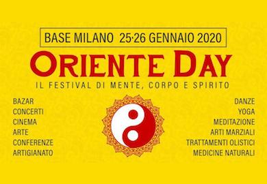 Olisticmap - ORIENTE DAY - Il Festival di Mente, Corpo e Spirito