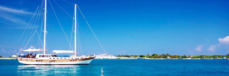 Olisticmap - Vuoi realizzare un sogno? Vienicon me CROCIERA MAGICA ALLE MALDIVE