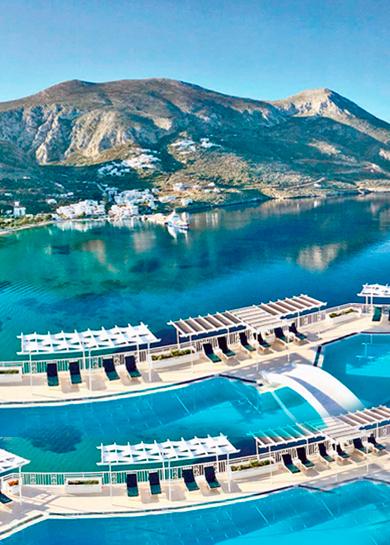 Olisticmap - AEGIALIS HOTEL & SPA