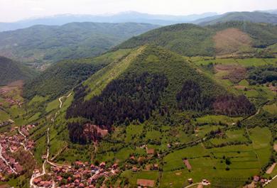 Olisticmap - TOUR ALLE PIRAMIDI BOSNIACHE
