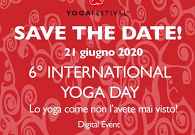 Olisticmap - 6° International Yoga Day