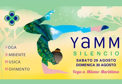 Olisticmap - YAMM SILENCIO