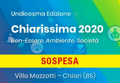 Olisticmap - CHIARISSIMA® ⎪ XI Edizione