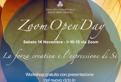 Olisticmap -  Partecipa al workshop gratuito La forza creativa e l'espressione di Sé