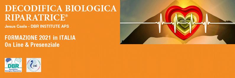 Olisticmap - DECODIFICA BIOLOGICA RIPARATRICE