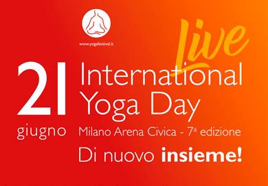 Olisticmap -  International Yoga Day