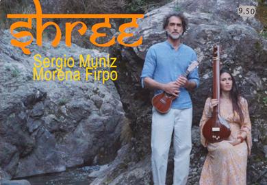 Olisticmap - Il nuovo singolo di Sergio Múñiz e Morena Firpo