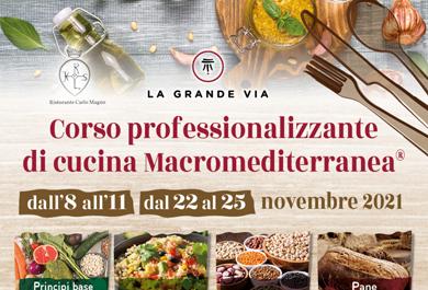 Olisticmap - Corso professionalizzante di cucina