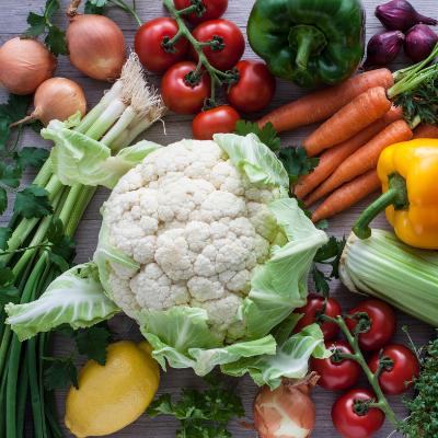 OlisticMap - Alimentazione Naturale
