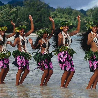 OlisticMap - Danza Hula - Hawaiana