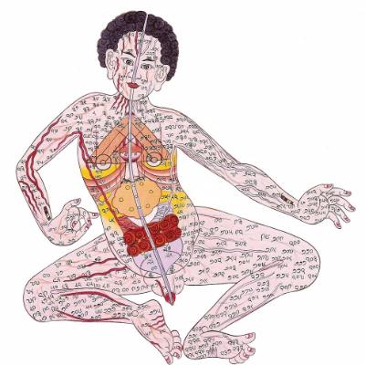 OlisticMap - Medicina Tibetana