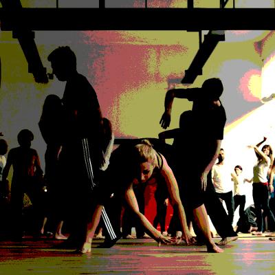 OlisticMap - Danza dei 5 ritmi