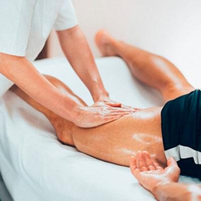 OlisticMap - Massaggio Sportivo