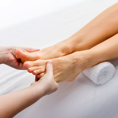 OlisticMap - Massaggio del Piede Padabhyangam