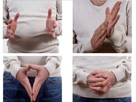 OlisticMap - Comunicazione non verbale / linguaggio del corpo