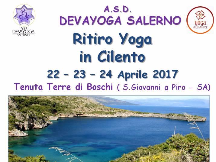 OlisticMap - Ritiro Yoga in Cilento con Rita Cariello