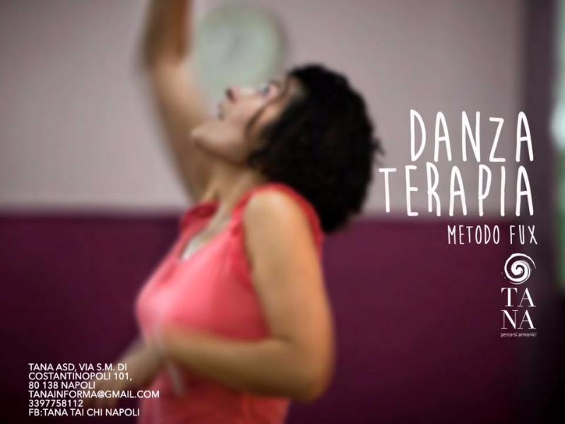 OlisticMap - Danzaterapia - danza creativa Metodo Maria Fux