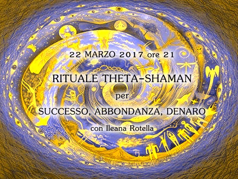 OlisticMap - Rituale Theta-Shaman per Successo, Abbondanza e Denaro