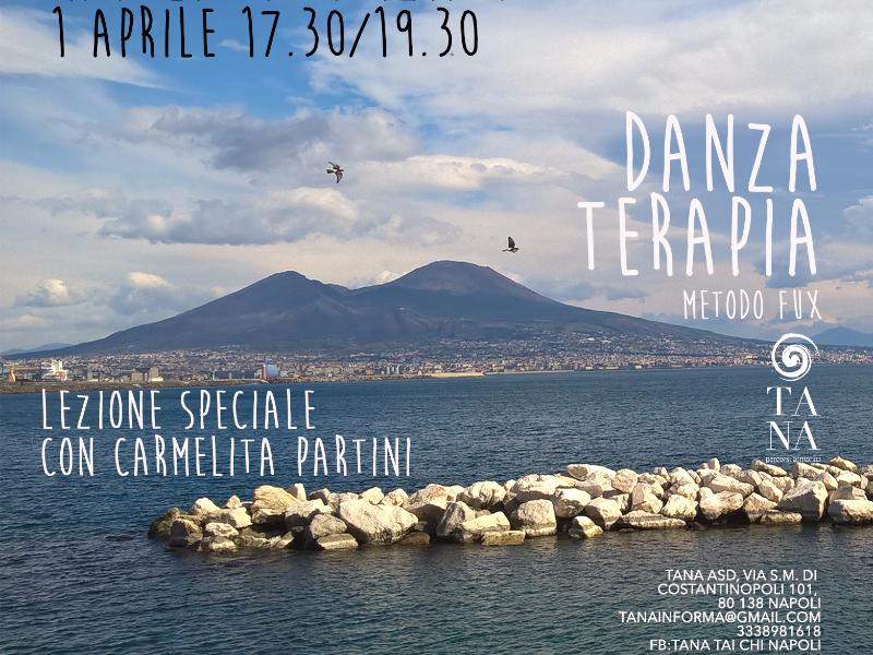 OlisticMap - Napoli ti danziamo