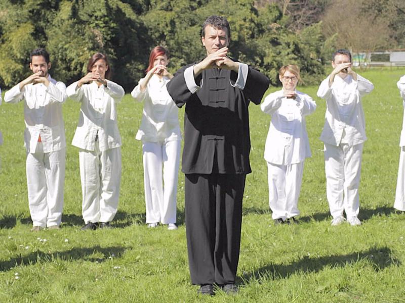 OlisticMap - tai chi e chi kung alla ricerca del mondo armonico