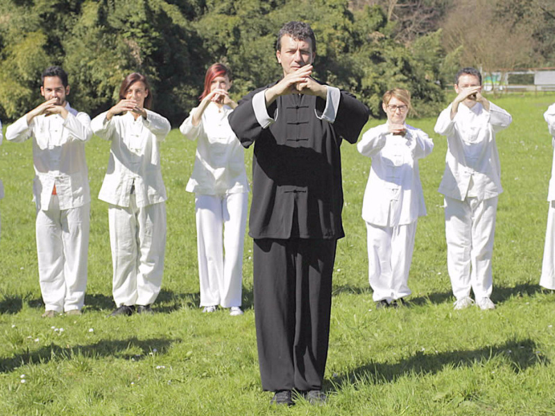 OlisticMap - tai chi e chi kung, alla ricerca del mondo armonico
