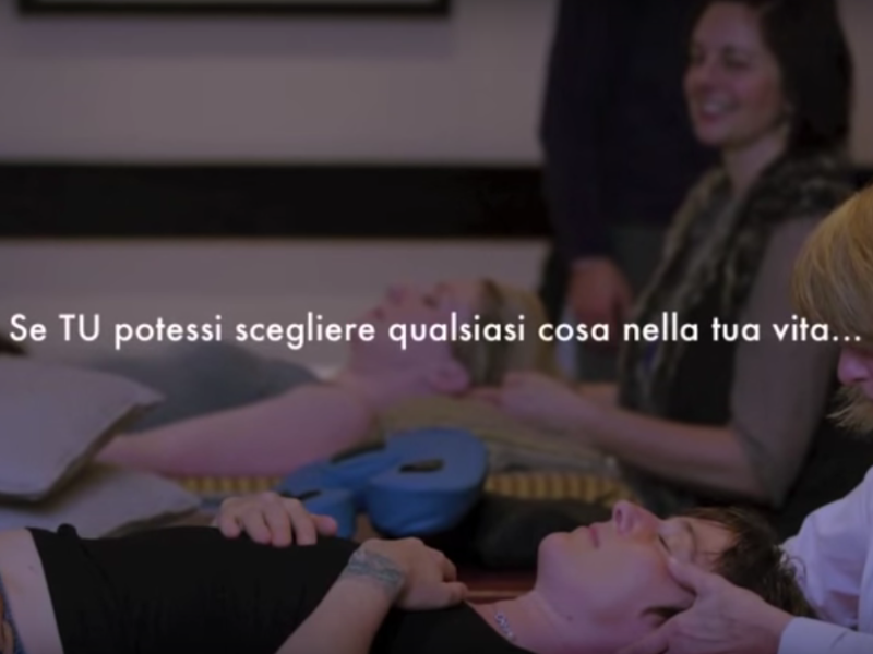 OlisticMap - I Bars™ di Access Consciousness™ a Roma