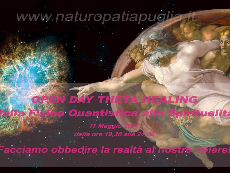 OlisticMap - Open Day Theta Healing