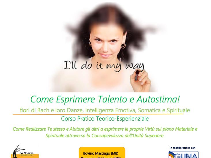 OlisticMap - Come Esprimere Talento e Autostima!