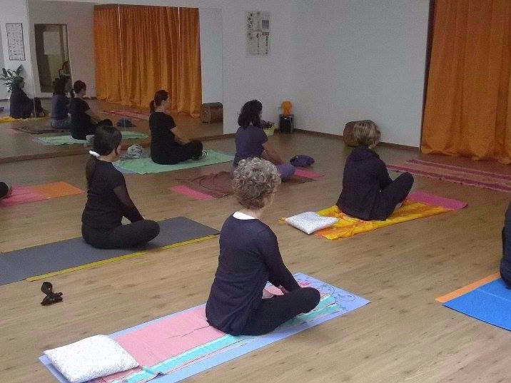 OlisticMap - Yoga , Chi Kung