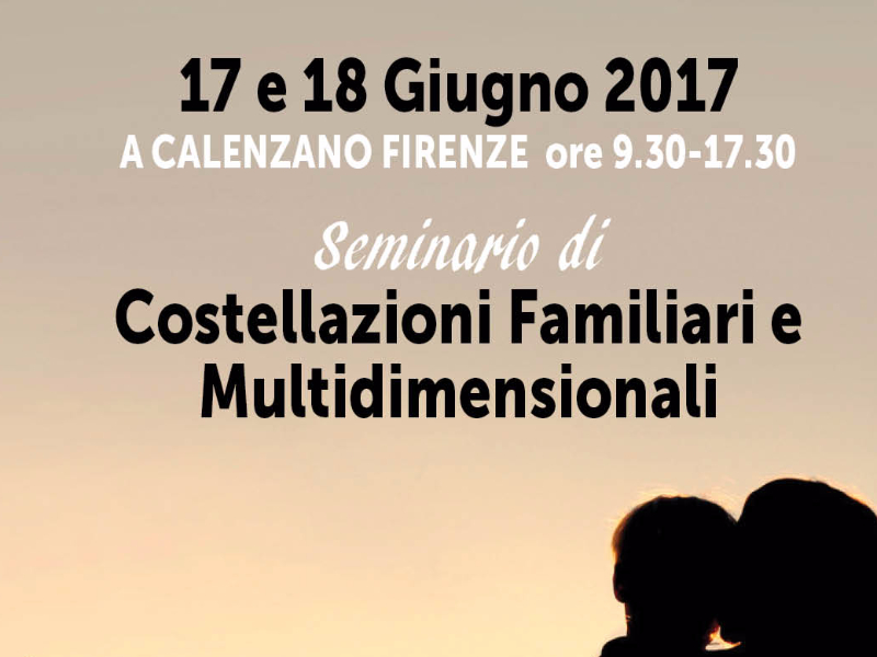 OlisticMap - Seminario di Costellazioni Familiari