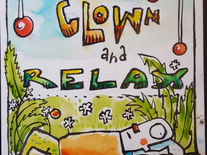OlisticMap - Clown&relax
