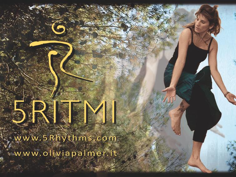 Olisticmap - 5Ritmi a Milano con Olivia