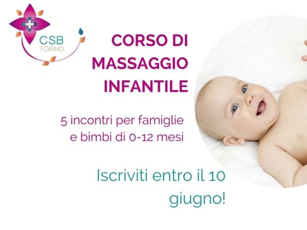 OlisticMap - Corso di Massaggio infantile AIMI