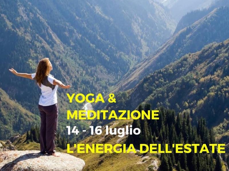 OlisticMap - Weekend Yoga e Meditazione