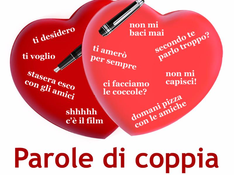 OlisticMap - PAROLE DI COPPIA