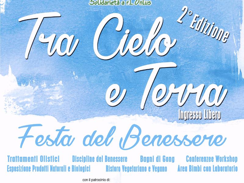 OlisticMap - TRA CIELO E TERRA  Festa del Benessere