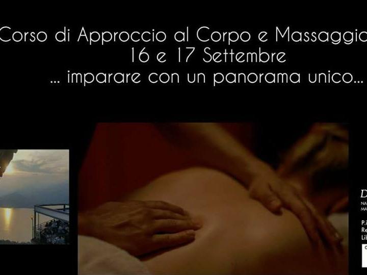 OlisticMap - Corso di Approccio al Corpo e Massaggio Base