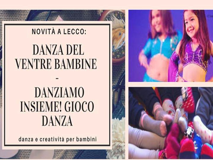 OlisticMap - DANZA E CREATIVITA' PER BAMBINI a Lecco