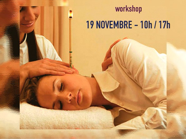 OlisticMap - Workshop su Candele Auricolari