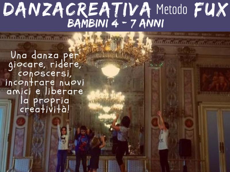 OlisticMap - Corso Annuale in Danzacreativa per BAMBINI