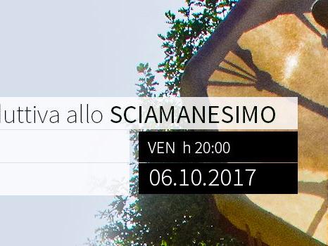 OlisticMap - Conferenza Sciamanesimo a Torino