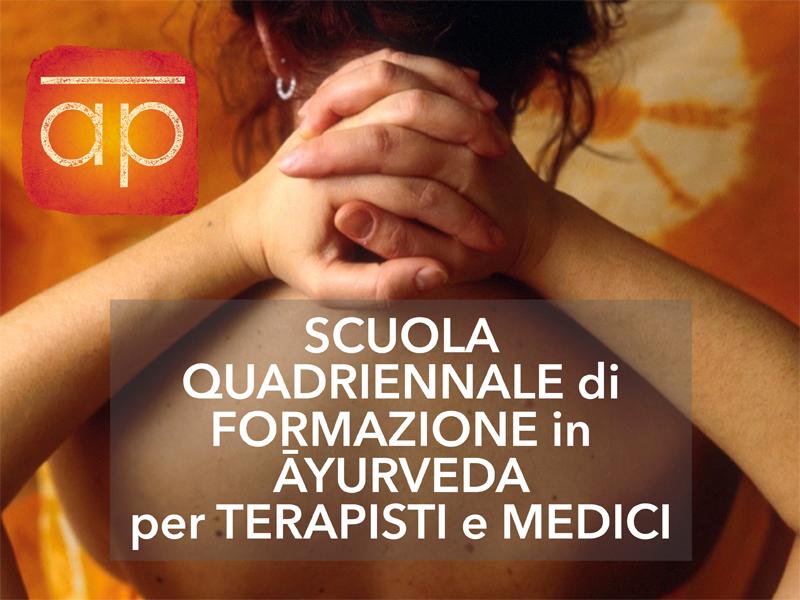 Olisticmap - Corso quadriennale di medicina ayurvedica per medici e per terapisti