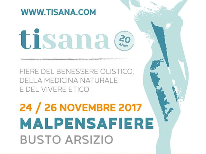 OlisticMap - TISANA MalpensaFiere - 20 ANNI
